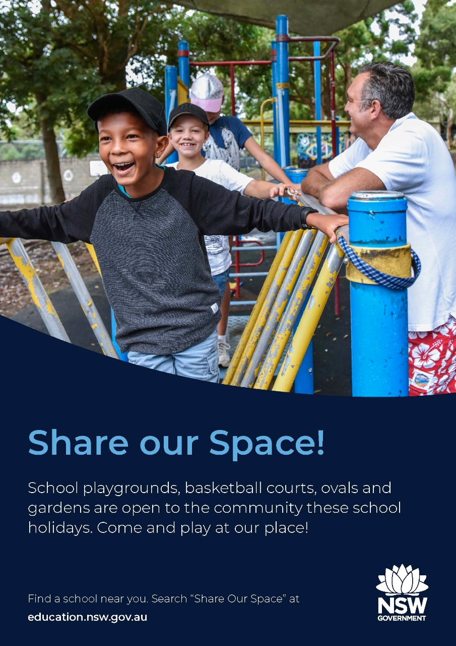 Share Our Space